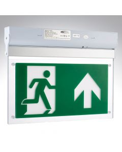 Bell Wall/Ceiling Emergency LED Exit Blade