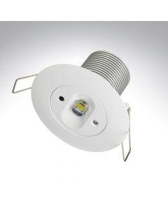 Bell 5W Recessed Corridor Emergency LED Downlight