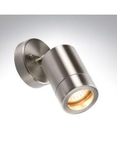 BELL 10340 Luna GU10 Stainless Steel Adjustable Wall Light
