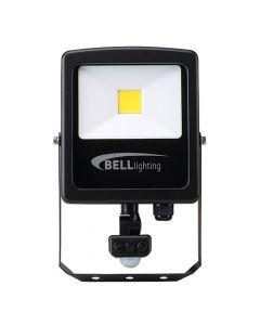 BELL 10927 30W Skyline Slim LED PIR Floodlight