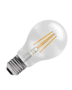 BELL 4W LED Dimmable Filament GLS Bulb - ES, Clear, 2700K