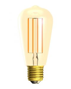 BELL 4W LED Vintage Squirrel Cage Dimmable - ES, Amber, 2000K