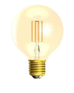 BELL 4W LED Vintage Globe Dimmable - ES, Amber, 2000K