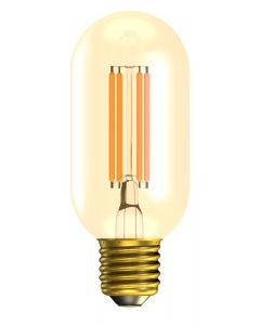 BELL 4W LED Vintage Tubular Lamp Dimmable - ES, Amber, 2000K