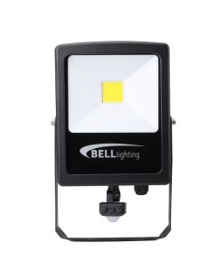 Bell 50W Skyline Slim LED Floodlight - 4000K, PIR