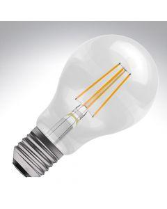 BELL 6W LED Filament GLS Bulb - ES, Clear, 2700K