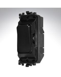 Black Grid Switch 20A