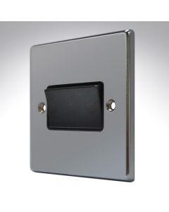 Hartland Black Nickel Fan Isolator