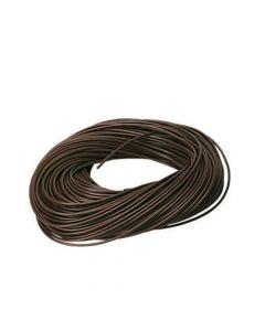 Brown Sleeve 4mm 100M