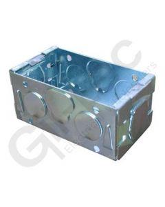 Cbus Flush Box Metal