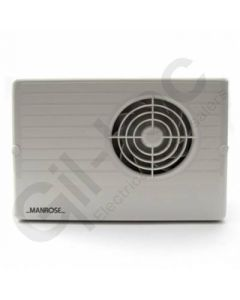 Manrose Centrifugal Fan + Humidistat + Timer