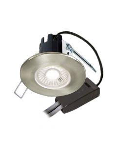 Collingwood H2 Lite LED Downlight Satin Nickel