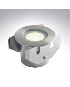 IP68 Stainless Steel  Marker Light Round LED Warm White