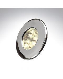 Collingwood H2 Pro Round Chrome Twist Lock Bezel