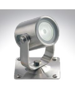 Collingwood Stainless Steel 3w Universal LED Light Blue