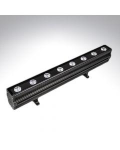 Collingwood LEDLINE 400 45° Mains LED Wall Washing Light Bar Warm White