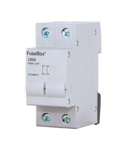 CP Fusebox 100A Din Rail Connector