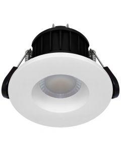Crompton Firesafe Smart LED Downlight Dimmable 8.5w IP65 3000k-6500k