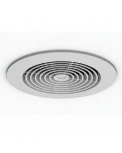 Domus Radial ART125-CD1W Circular White Diffuser