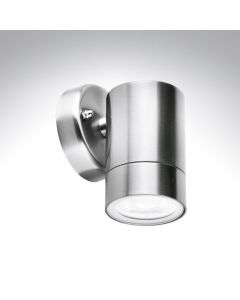 Stainless Steel 240v Fixed Wall Light