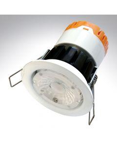 Enlite DE8 8w IP65 Dimmable LED Downlight Warm White