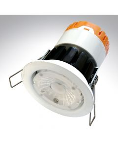 Enlite DE8 8w IP65 Dimmable LED Downlight Cool White