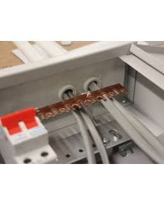 Envirograf Intumescent Strip for 18th Edition Consumer Units 150x100mm