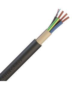 EV Ultra 3 Core 4.0 Sq SWA Power + Data Cable 1m