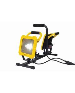 Forum Stanley 2x33w COBLED Worklight Yellow Black