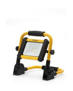 Forum Stanley 8w LED Rech Fold Work Yellow Black
