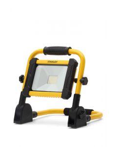 Forum Stanley 18w LED Rech Fold Work Yellow Black