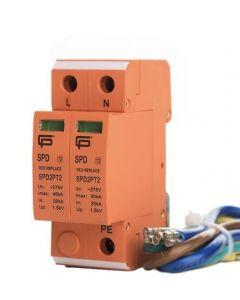 CP Fusebox SPD2PTN Type 2 Surge Protection Device