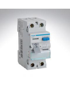 Hager RCD Double Pole 63A 30mA CDA263U