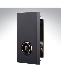 Hamilton TV Module Black