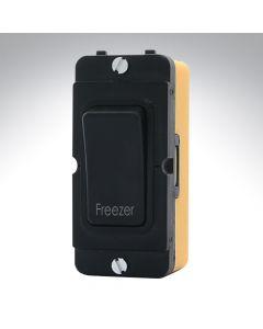 Hamilton Marked Grid Switch 20a Double Pole Freezer