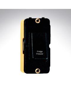 Hamilton Marked Grid Switch 20a Double Pole Fridge Freezer