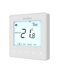 Heatmiser neoStat-e 230v White Progammable Floor Stat