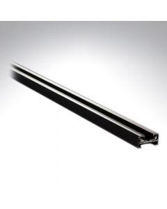 Illuma 8ft Black Mains Voltage Track