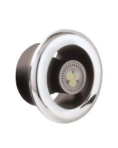LED Showerlite Grille in Chrome