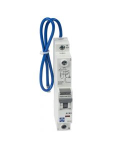 Lewden RCBO 6amp B Curve Type A