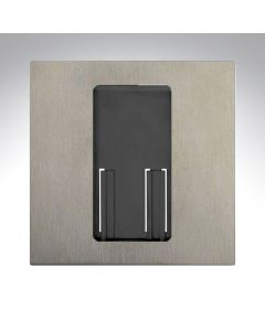 Lutron RA2 Select Single Gang Pico Faceplate - Satin Nickel