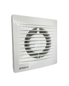 Manrose Primero Four Inch Extractor Fan + Humidistat & Timer