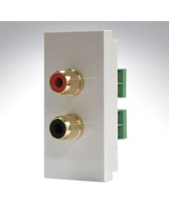 1 Module RCA - 110 Termination Set
