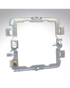 MK Grid 1 Gang 2 Module Mounting Frame