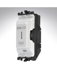 MK Grid Switch 2 Way 20A Single Pole Secret Key Emergency
