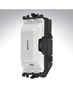 MK Grid Switch 2 Way 20A Single Pole Secret Key Biased