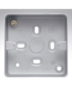 1 Gang Surface Box 86x86x41mm