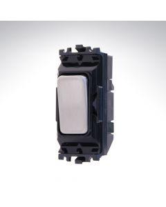 MK Grid Switch 1 Way Push Make 20A BSS B