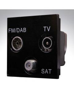 3 Module TV+FM/DAB+SAT Triplexer