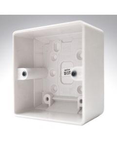 MK Surface Box 1 Gang 40mm